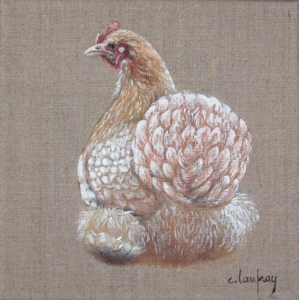 Peinture sur lin roussette - Peinture sur lin ...